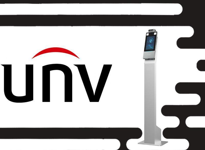 UNV OET213H-BTS1 Uniview Sıcaklık Ölçü Terminali