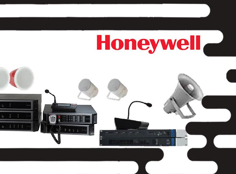 Honeywell Seslendirme Ve Acil Anons Sistemleri