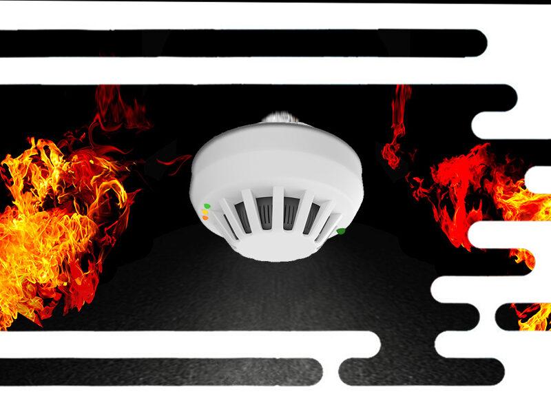 Yangın Algılama ve İhbar Sistemleri